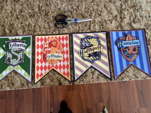 Banners from Etsy